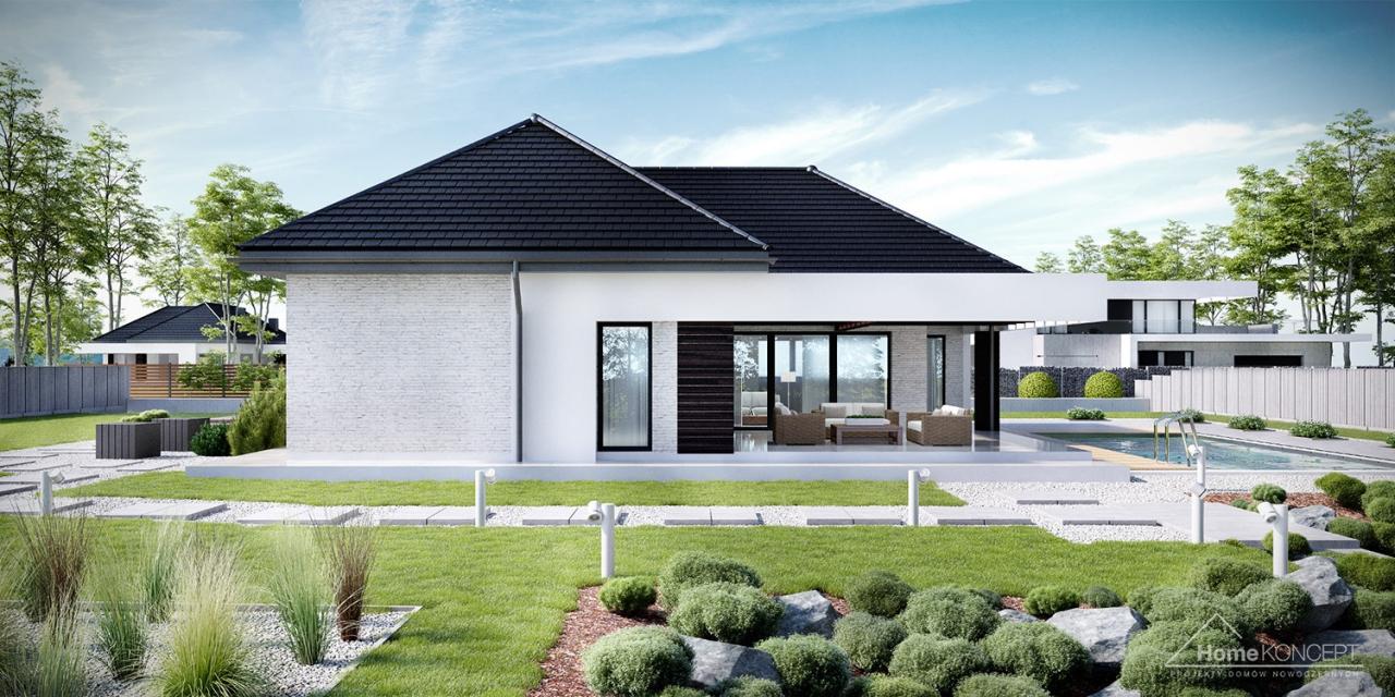 Homekoncept 32 hs for Progetti case moderne piccole